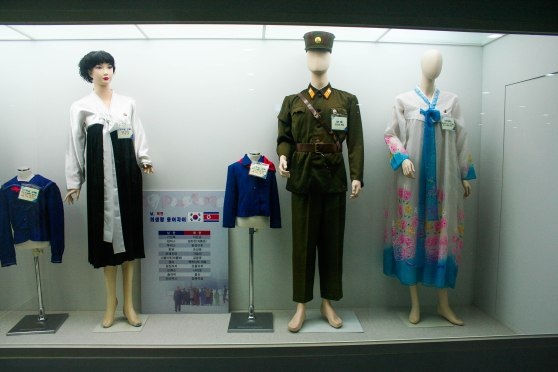 Typical North Korean clothes