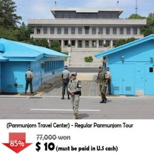 Panmunjom Travel Deal Photo