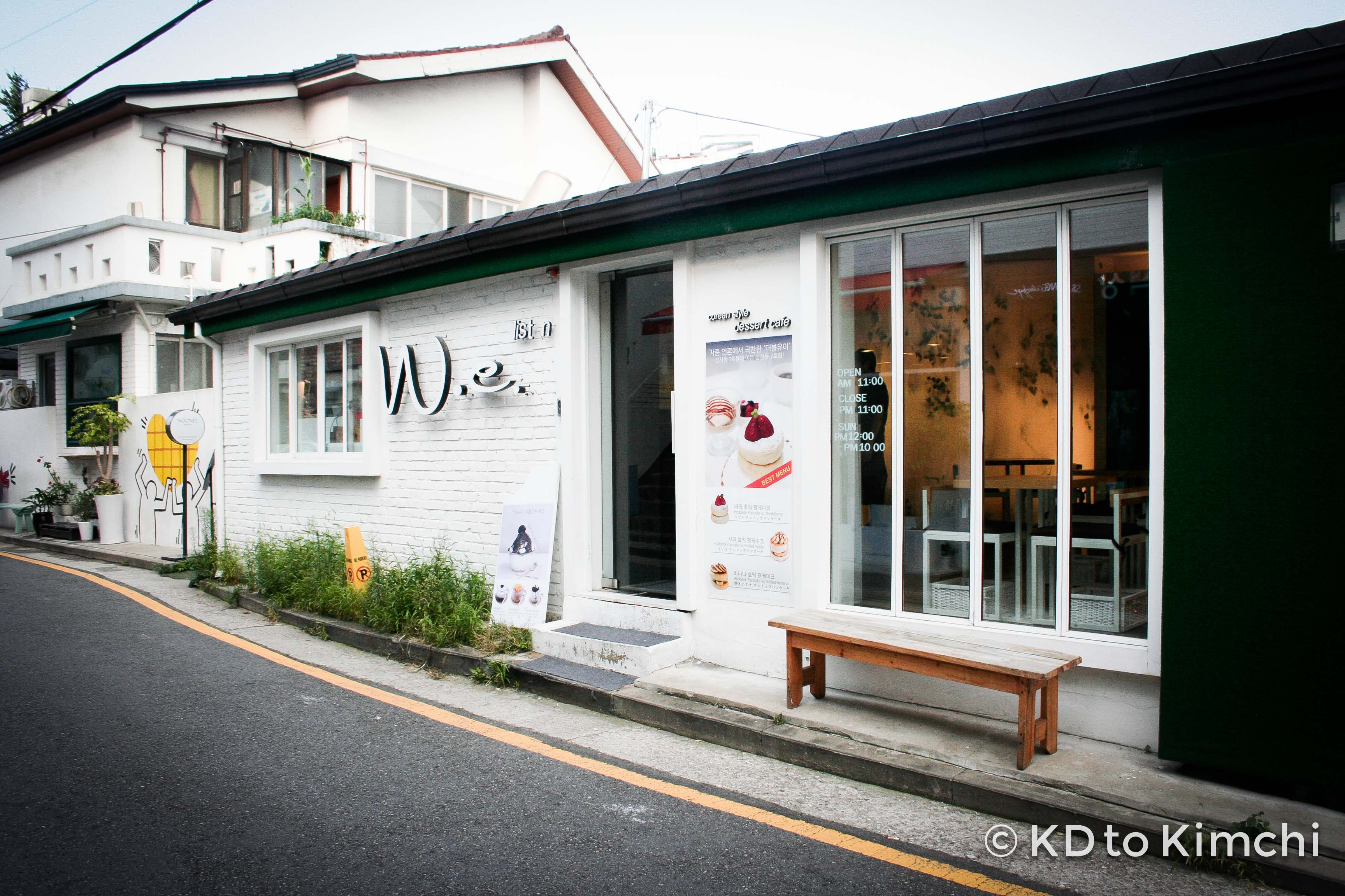 Date Restaurant From Kd To Kimchi