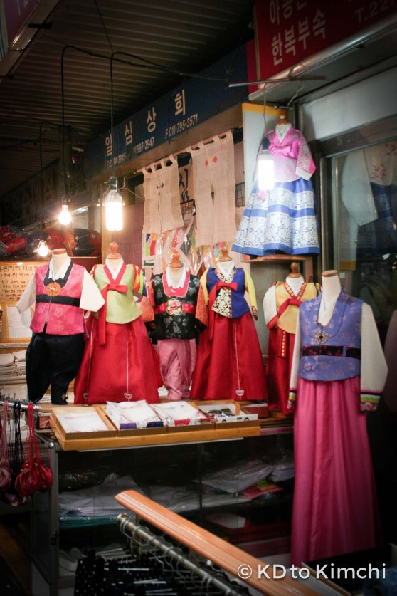 More hanboks