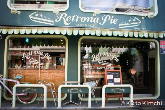 Retro Pie shop
