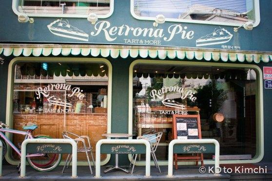 Retro Pie shop